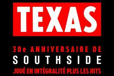 Texas - report à Toulouse