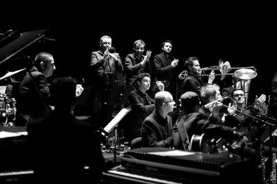 The amazing keystone big band à Plelan le Petit