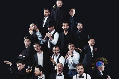 The Amazing Keystone Big Band à Saint Gaudens