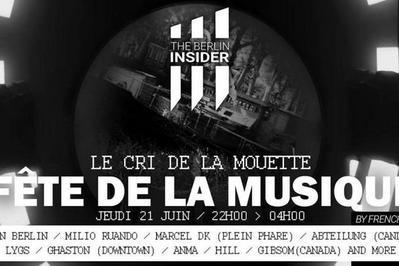 The Berlin Insider  à la Fête de la Musique 2018 à Toulouse