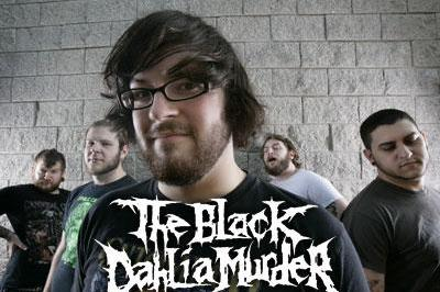The Black Dahlia Murder + Guests à Angers