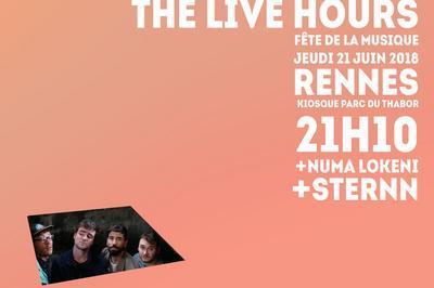 The Burmese Days Présente : The Live Hours à Rennes