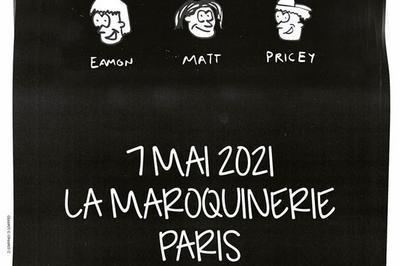 The Chats - report à Paris 20ème