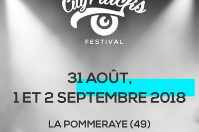 Shaka Ponk - The city Trucks festival à La Pommeraye le 1er septembre 2018