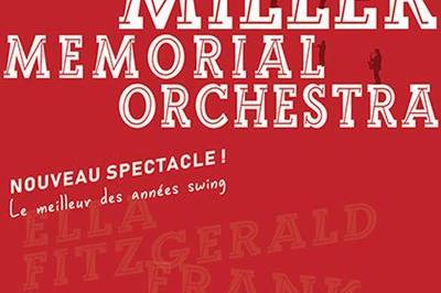 The Glenn Miller Memorial Orchestra à Bordeaux