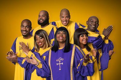 The Glory Gospel Singers à Juan les Pins