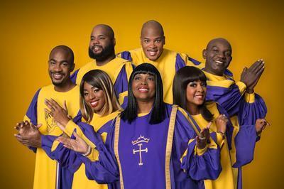 The Glory Gospel Singers à Autun