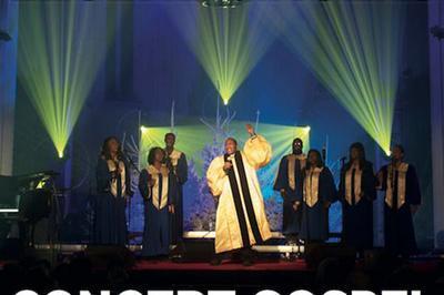 The Gospel Legend Singers à Soisy Sous Montmorency