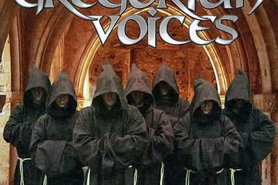The Gregorian Voices à Chamonix Mont Blanc