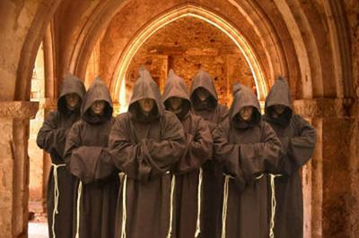 The Gregorian Voices à Bourges
