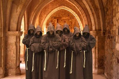The Gregorian Voices à Carnac