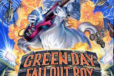 The Hella Mega Tour Green Day - Fall Out Boy - Weezer à Nanterre