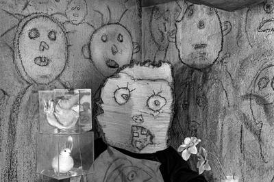 The House of the Ballenesque - Roger Ballen à Arles