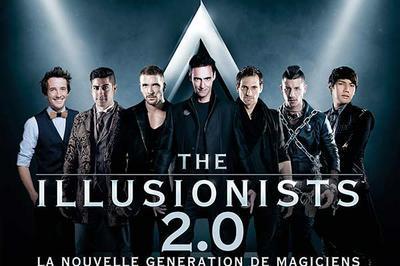 The Illusionists 2.0 à Marseille