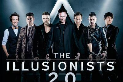 The Illusionists 2.0 à Toulouse