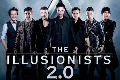 The Illusionists 2.0 à Lyon