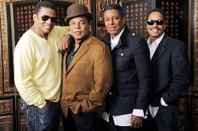 The Jacksons à Paris 15ème