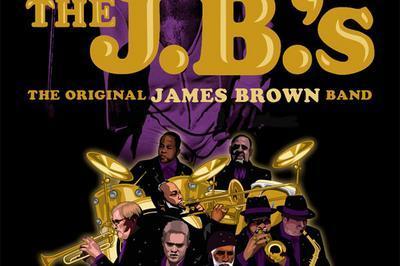 The Jb'S The Original James Brown Band à Paris 10ème