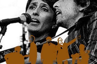 The Last Waltz Band Hommage à Dylan & Joan Baez à Dijon