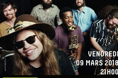 The Markus King Band à Blois