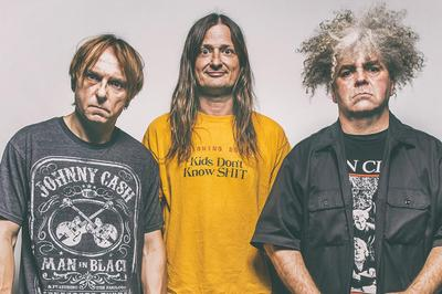 The Melvins   Knuckle Head à Saint Etienne