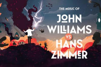The Music Of J.williams Vs H.zimmer à Bordeaux