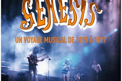 The Musical Box Performs Genesis à Nantes