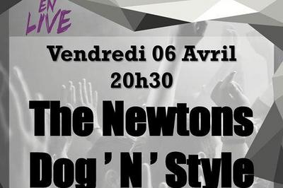 The Newtons + Dog'n'style à Tours