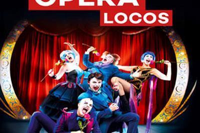 The Opera Locos à Caluire et Cuire