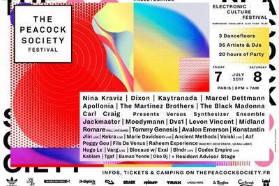 The Peacock Society Festival 2020