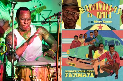 The Pedrito Martinez Group - Las Maravillas de Mali ft. Mory Kante / Fiesta afro-cubaine à Sete