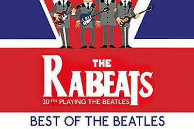 The Rabeats-Hommage Aux Beatles - Date mars à Montpellier