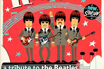 The Rabeats-Hommage Aux Beatles à Marseille