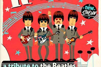 The Rabeats - Hommage Aux Beatles à Paris 9ème