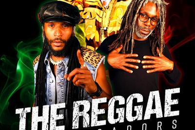 The Reggae Ambassadors à Bordeaux