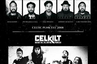 The Rumjacks | Celkilt à Villeurbanne