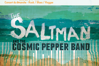 The Saltman And The Cosmic Pepper Band à Tregunc