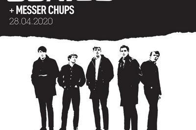The Sonics + Messer Chups à Lyon