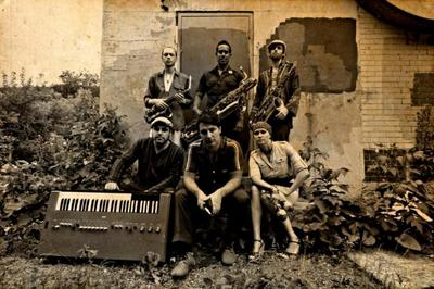 The Souljazz Orchestra + Monsalve à Gennevilliers