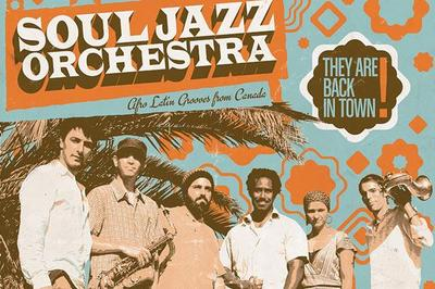 The Souljazz Orchestra à Montpellier