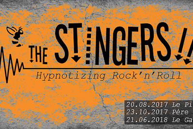 The Stingers (Fête de la Musique 2018) à Salvagnac