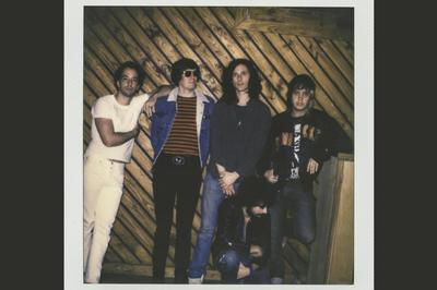 The Strokes à Paris 9ème
