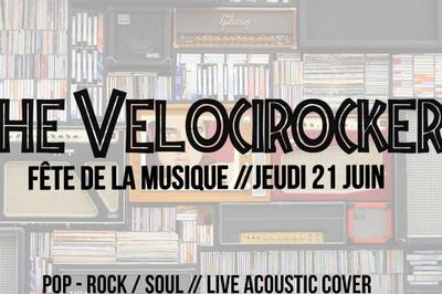 The Velocirockers (Fête de la Musique 2018) à Nancy