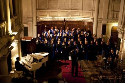 The Voices Of Freedom à Lyon