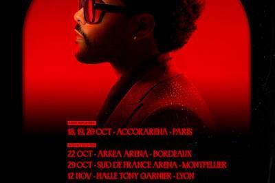 The Weeknd - Afterhours à Paris 12ème