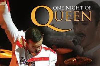 One Night Of Queen à Lille