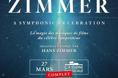 The World Of Hans Zimmer à Paris 12ème