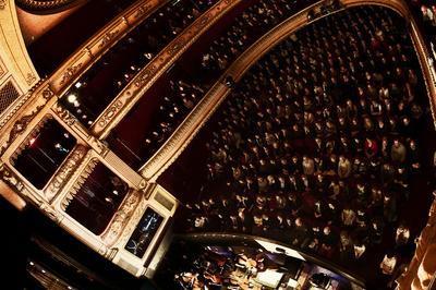 Théâtre À L'italienne Du Xviiième Siècle à Metz
