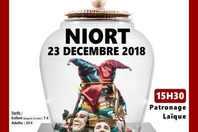 Théâtre d'ImprÔ pour les MarmÔts à partir de 3 ans et toute la Famille à Niort