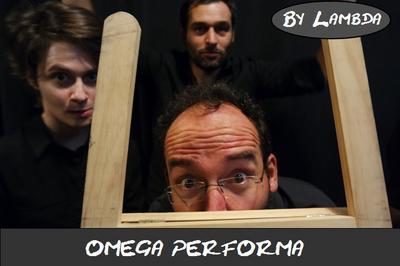 Théâtre d'improvisation : «Spectacle Atelier Oméga» à Toulouse